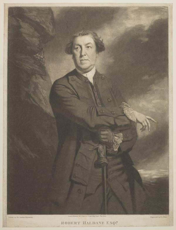 Robert Haldane, of Gleneagles (Published 1805)