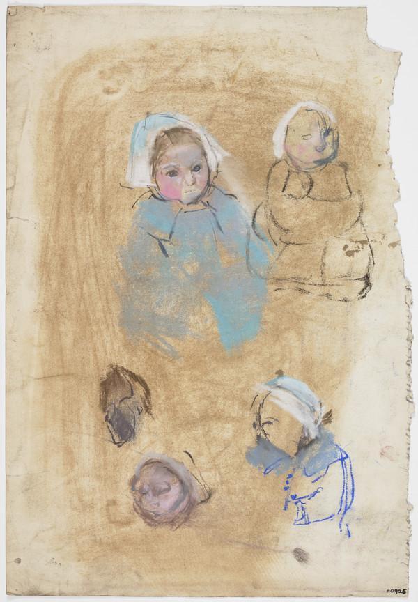 Five Studies of a Baby