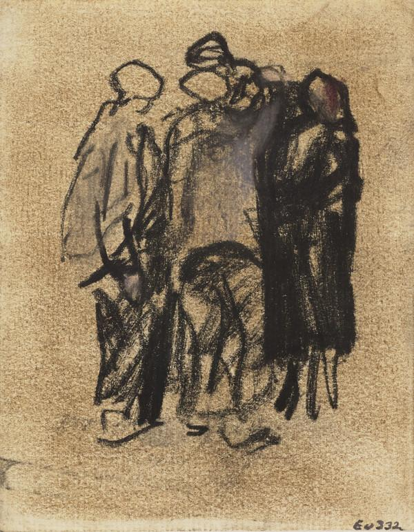 Four Figures in a Group