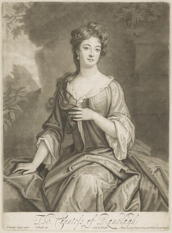 Margaret Cecil, Countess of Ranelagh, 1673 - 1727