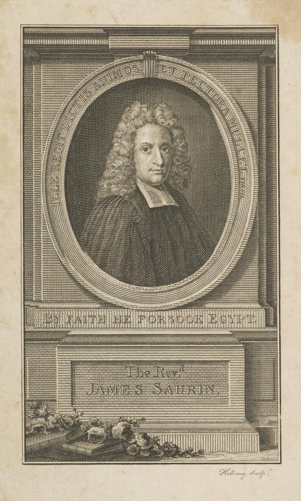 Rev. James Saurin