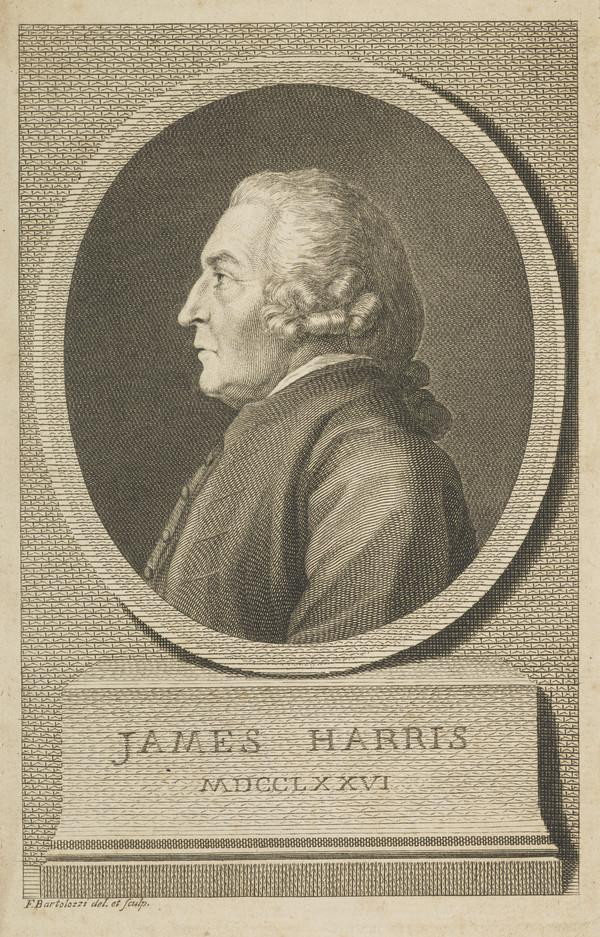 """James Harris, 1709 - 1780. Author of """"Hermes""""; father of the 1st Earl of Malmesbury"""