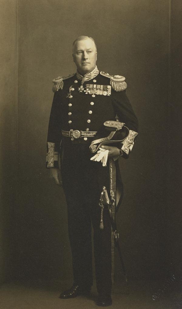 Rear Admiral Spencer Leveson-Gower