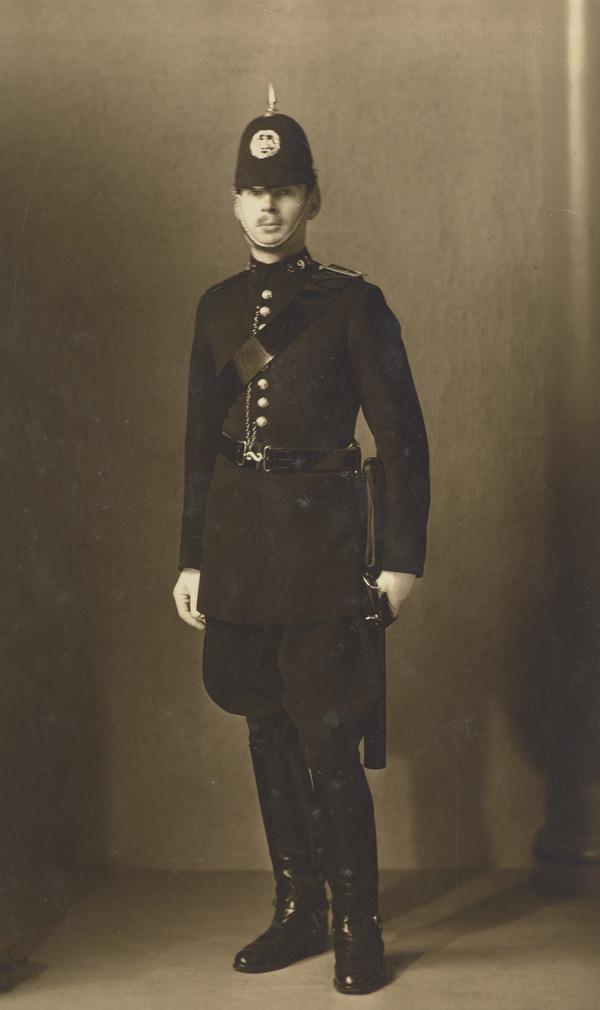 Portrait of a Policeman