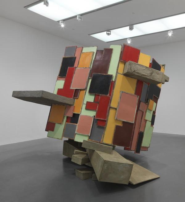 untitled: upturnedhouse, 2 (2012)