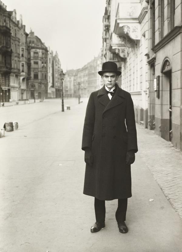 Painter [Anton Raderscheidt], 1926 (1926)