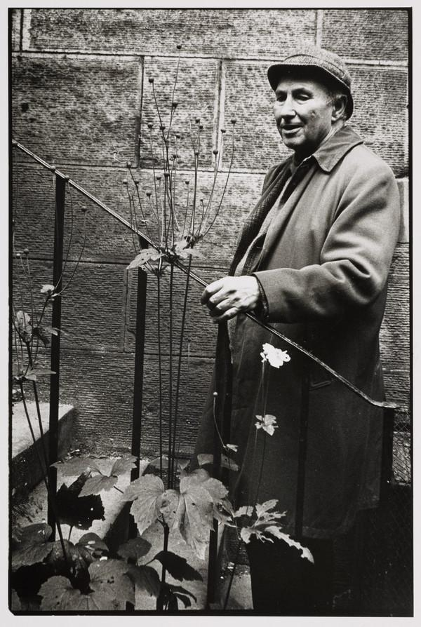 Robert Garioch Sutherland, 1909 - 1981. Poet. (From the series 'The Seven Poets') (1980)