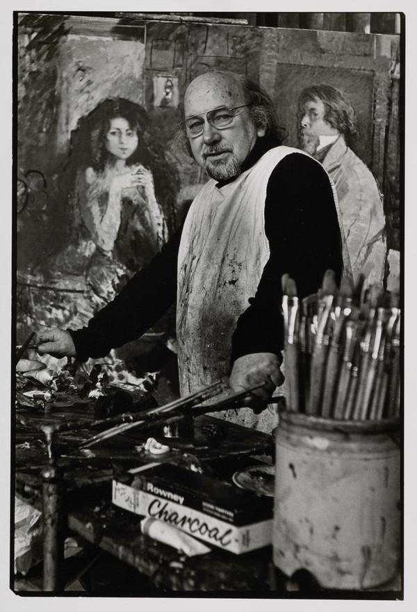 David Donaldson, 1916 - 1996. Artist and Queen's Limner in Scotland