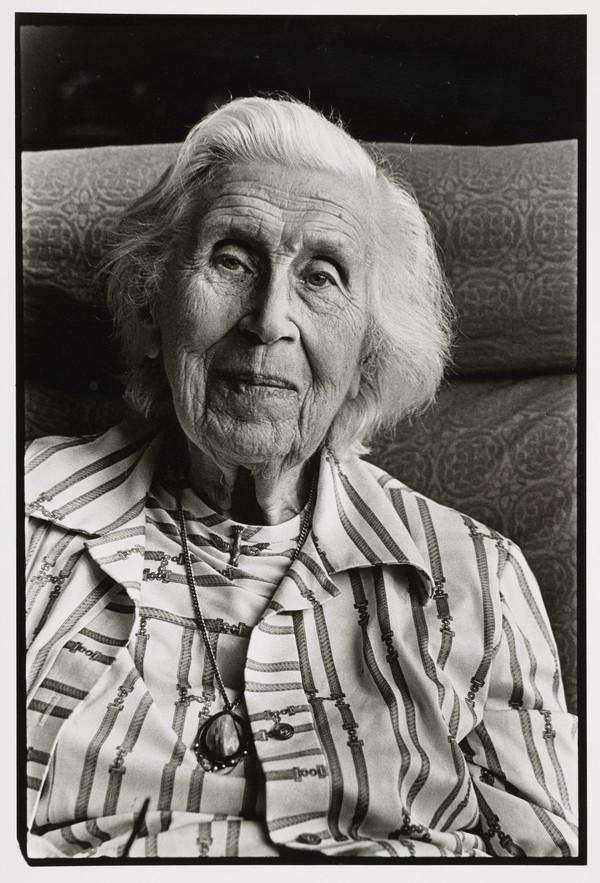 Dr Winifred Rushforth, 1885 - 1983. Psycho-analyst