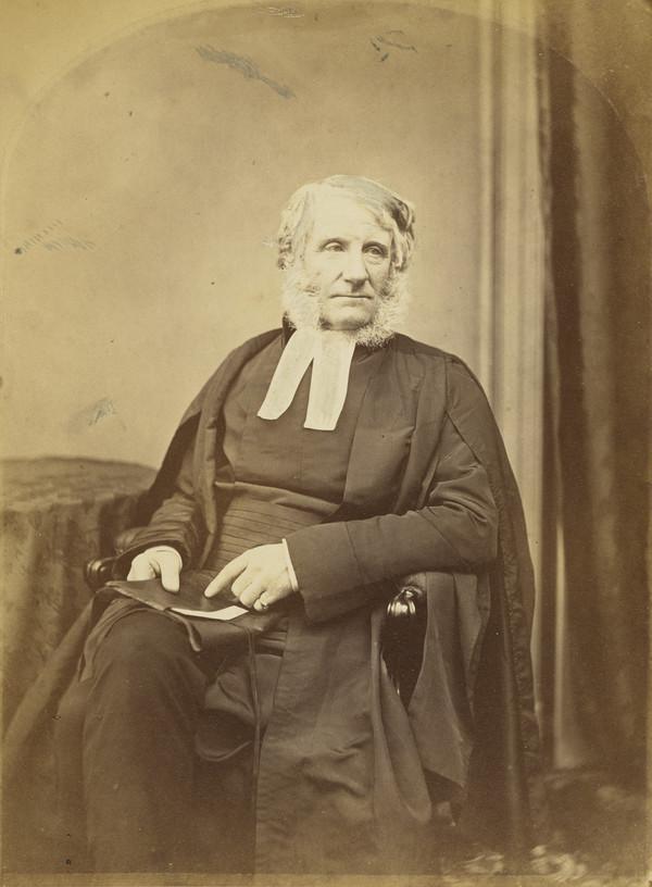 Rev. David Horne, 1802 - 1863