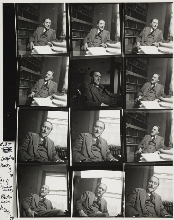 Sir Edward Montague Compton Mackenzie, 1883 - 1972. Author