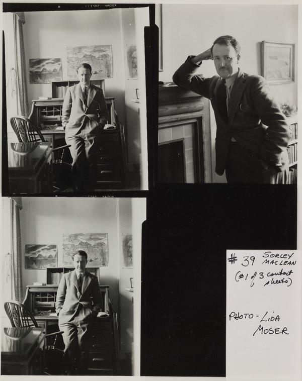 Sorley MacLean, 1911 - 1996. Poet
