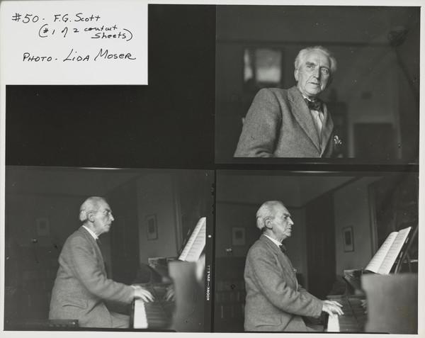 Francis George Scott, 1880 - 1958. Composer