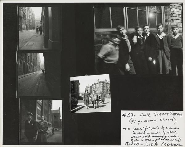 General Street Scenes in Edinburgh