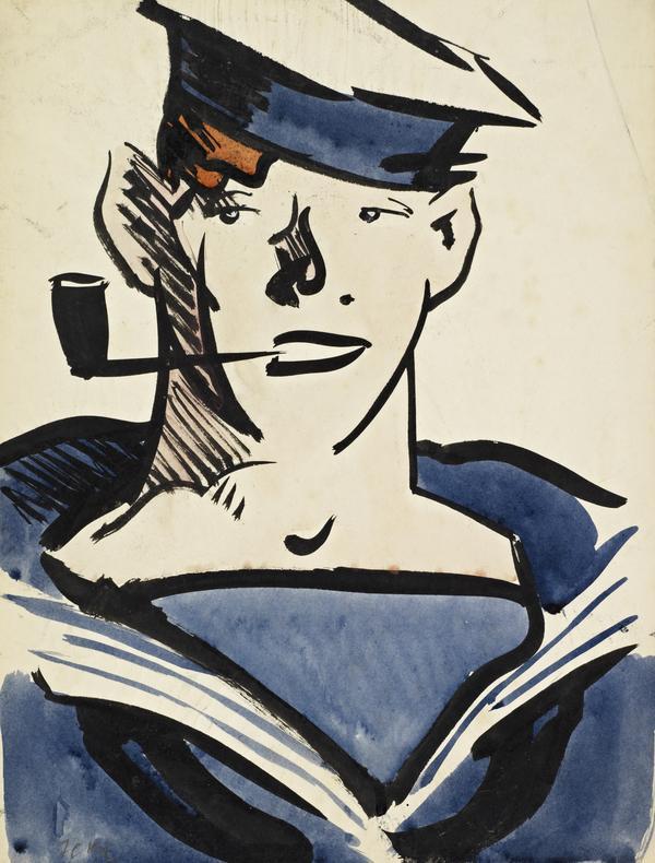 A Sailor (1915)