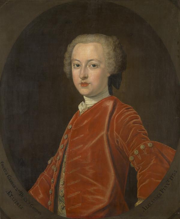 Cosmo George Gordon, the 3rd Duke of Gordon, 1720 - 1752 (1735)