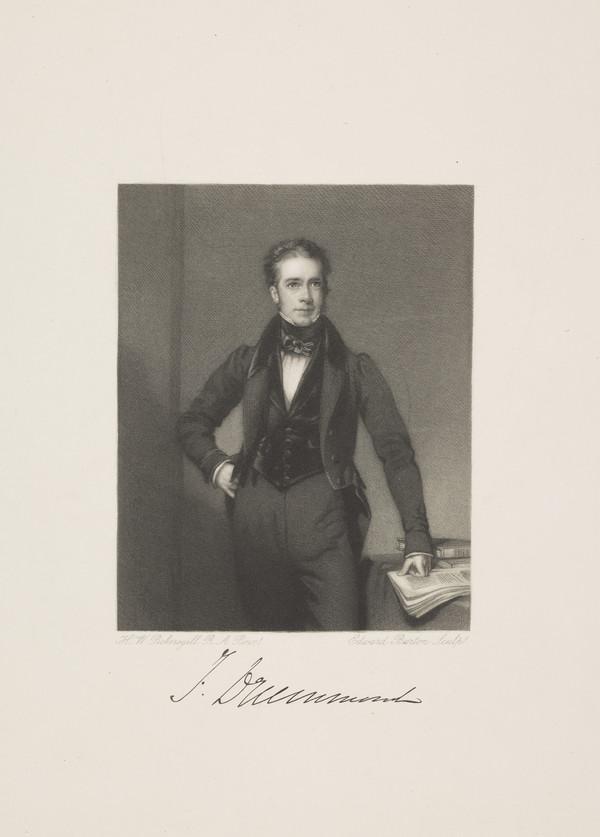 Thomas Drummond, 1797 - 1840. Irish administrator
