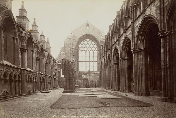 Chapel Royal, Holyrood Edinburgh
