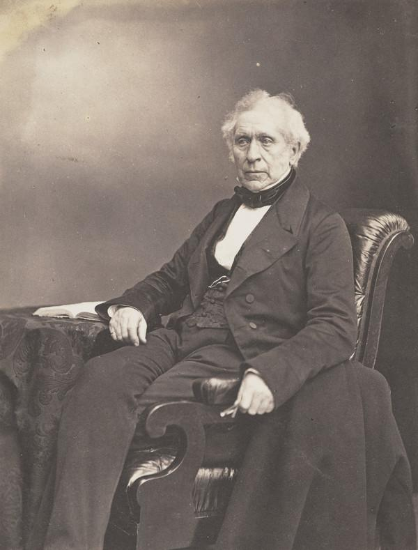 Sir David Brewster, 1781 - 1868. Natural philosopher
