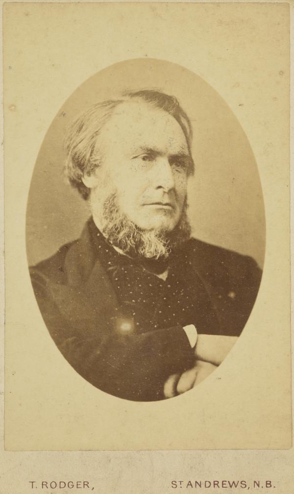 Dr John Adamson, 1810 - 1870