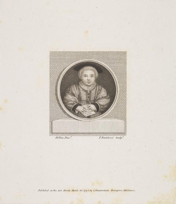 Charles Brandon, 3rd Duke of Suffolk, c 1537 - 1551 (Published 1798)