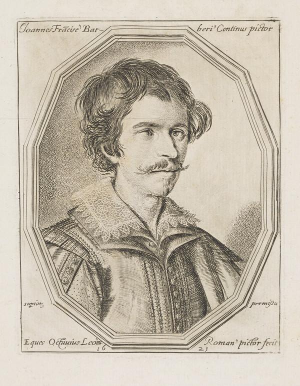 Il Guercino da Cento (Barbieri), 1591 - 1666. Italian artist
