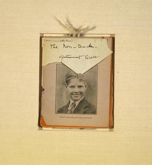 The Non-Dada (1922)