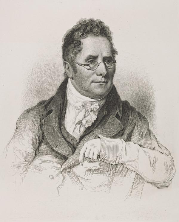 George Thomson, 1757 - 1851. Collector of Scottish songs (1817)