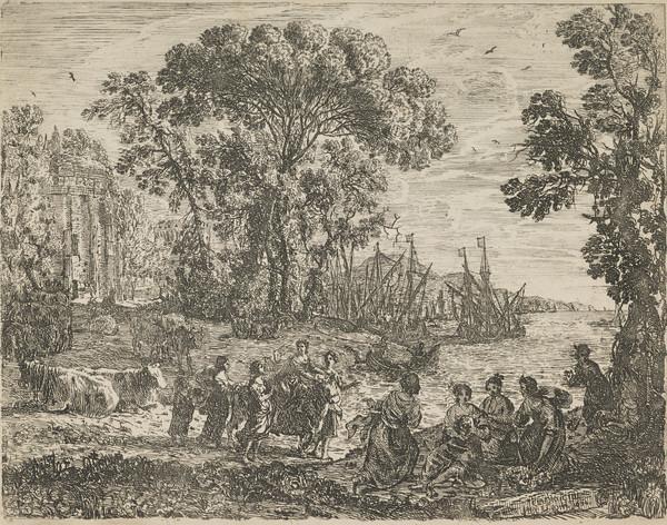 The Rape of Europa (1634)