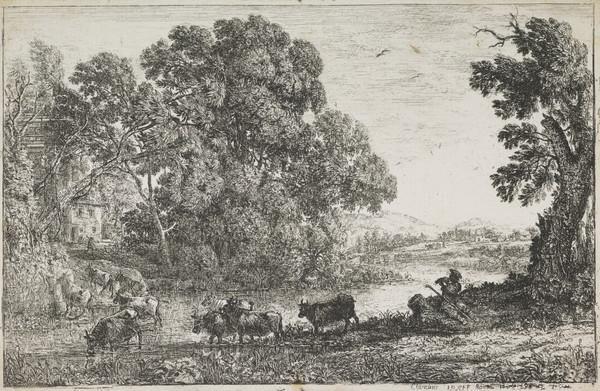 Le Bouvier (The Cowherd) (1636)