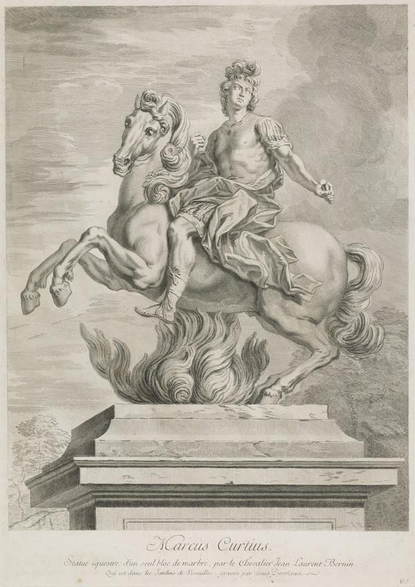 Bernini's Equestrian Statue of Marcus Curtius