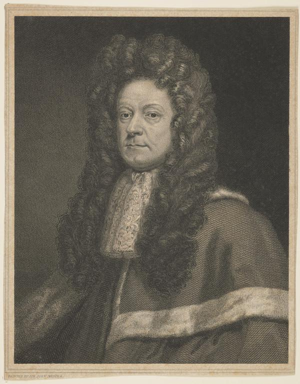 James Dalrymple, 1st Viscount Stair, 1619 - 1695. President of the Court of Session
