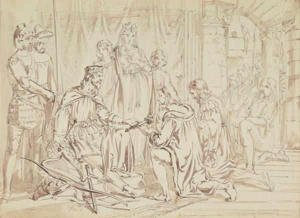 James I of Scotland Appointing Sheriffs