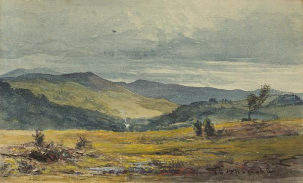 A Highland Landscape (19th century)