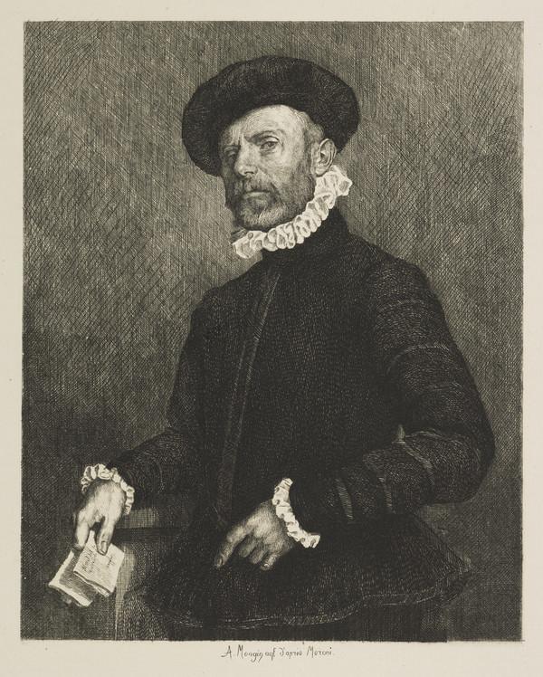 Portrait of a Lawyer (L'avvocato) (1876)