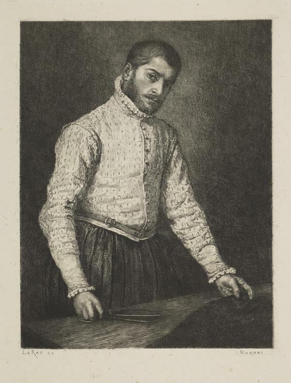 The Tailor ('Il Tagliapanni') (1875)