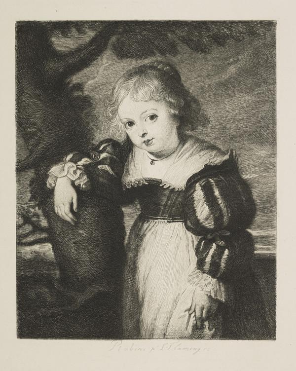 Portrait of a Girl (1877)
