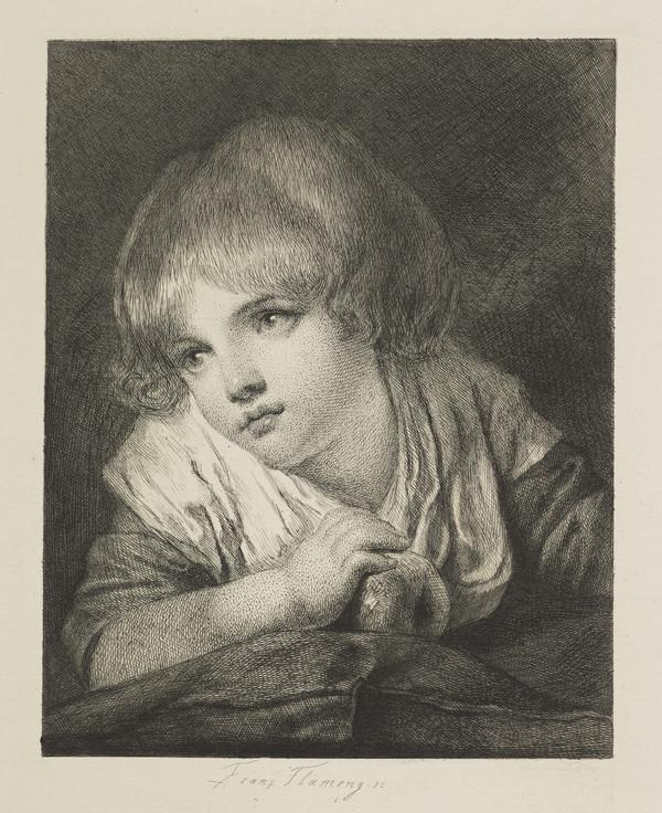 Child with an Apple (1877)