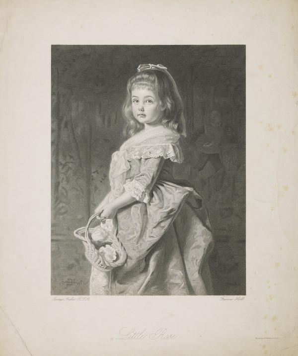 Little Rose (after 1876)