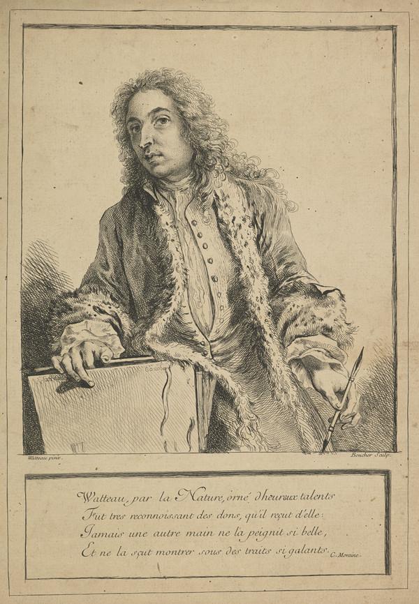 Jean-Antoine Watteau, 1684 - 1721. French painter