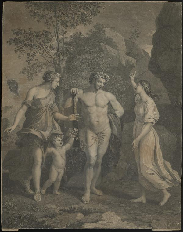 The Choice of Hercules (1759)