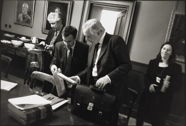 Board of Trustees meeting, Dean Gallery, Edinburgh (19 November 2001)