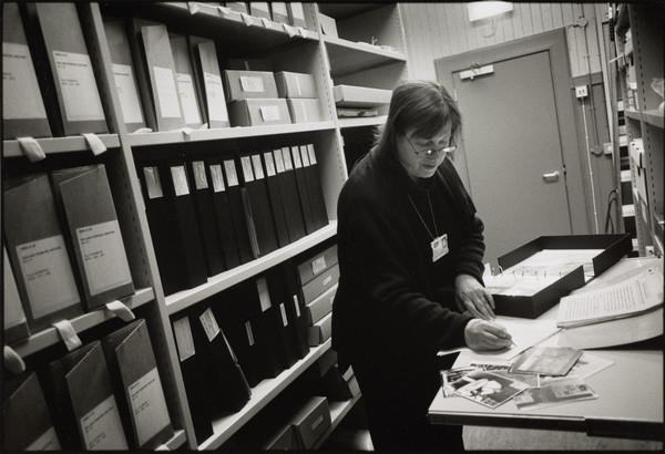 Ann Simpson, Senior Curator, Library and Archive, Dean Gallery, Edinburgh