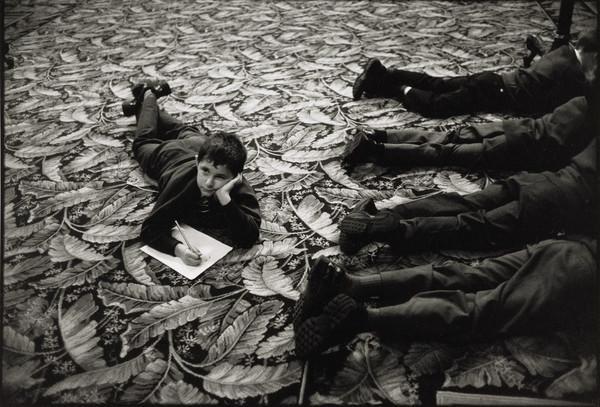 Education Class, Paxton House, Berwickshire
