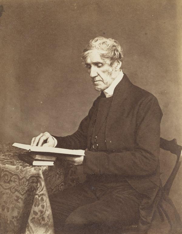 Rev. Edward Bannerman Ramsay, 1793 - 1872. Dean of Edinburgh