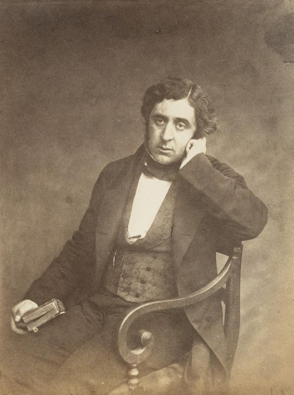 Francis Napier, 10th Lord Napier and 1st Baron Ettrick, 1819 - 1898. Diplomat and Governor of Madras