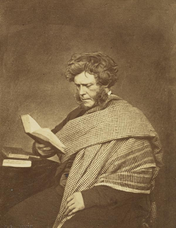 Hugh Miller, 1802 - 1856. Geologist and author (1854 ?)