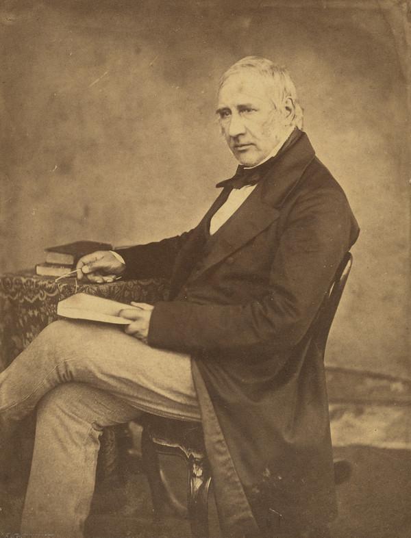 John Dundas (About 1855)