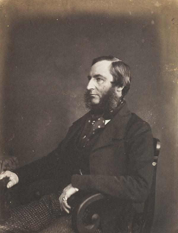 Mr Hunter of Hafron (About 1860s)