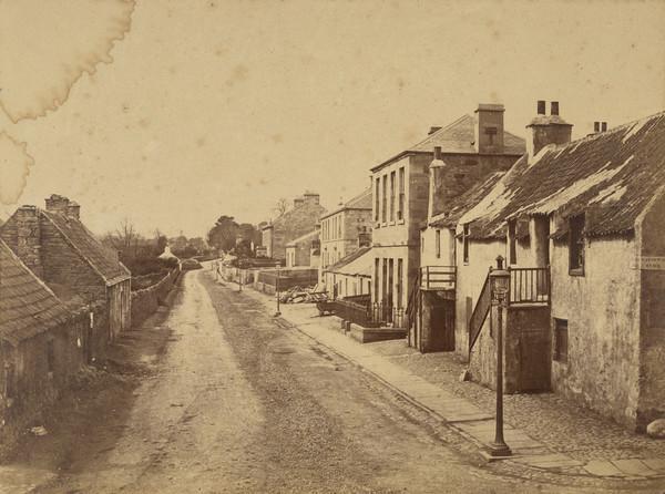 Unknown street